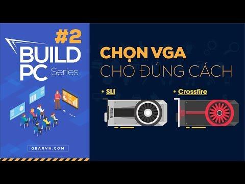 VGA Là Gì? Cách Chọn Mua Card đồ Họa Cho đúng Cách | GVN BUILD PC #2