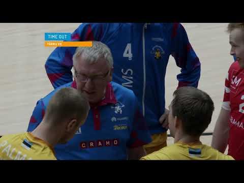 BIGBANK Tartu vs Pärnu Võrkpalliklubi - Credit24 Meistriliiga, 10.04.2021