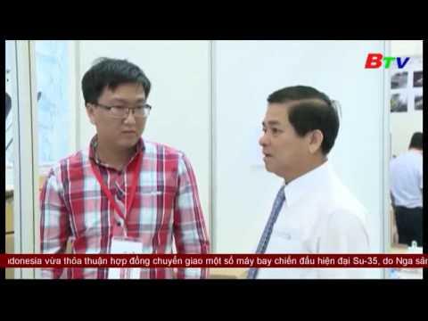 Vietnam Industrial & Manufacturing Fair 2017- VIMF 2017- BTV