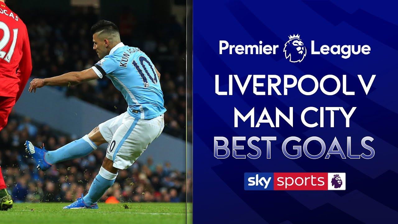 Liverpool v Manchester City BEST ever Premier League goals!