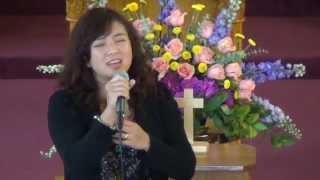 "Myanmar Gospel Song by July Ja Seng ""Psalm 23"""