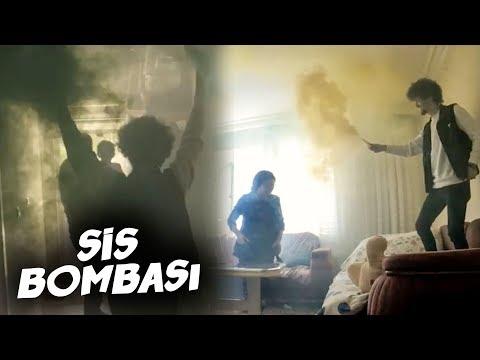 EVE SİS BOMBASI ATTIM! | SAKIN DENEMEYİN!