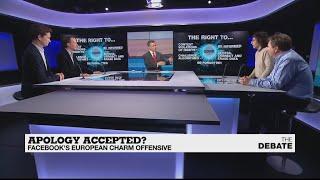 Apology accepted? Facebook's European charm offensive thumbnail