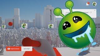 YouTube прислал подарок Bubble™