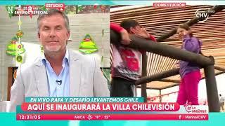 Rafa Araneda estuvo en inauguración de casas en Santa Olga - La Mañana (3/3)