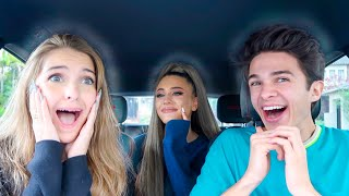 Surprising my Friends with Ariana Grande Pranking ALL my Friends  Brent Rivera