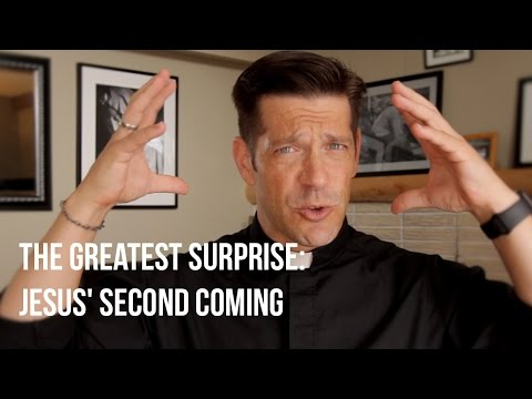 The Greatest Surprise: Jesus' Second Coming