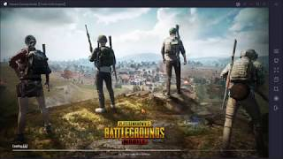PUBG MOBILE on Tencent Gaming Buddy (Turbo AOW Engine), Emuator