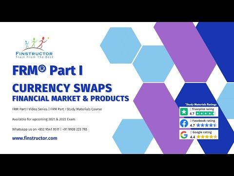 FRM Part 1 - Currency Swaps