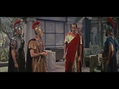 Richard Boone as Pontius Pilate