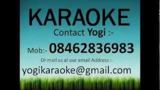 Chalte chalte yunhi koi mil gaya tha karaoke track