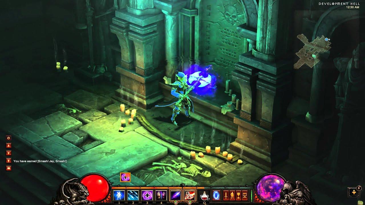 Diablo 3: Development Hell (Secret Level)