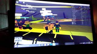 Playing Roblox WWE 2k18 open beta part 2