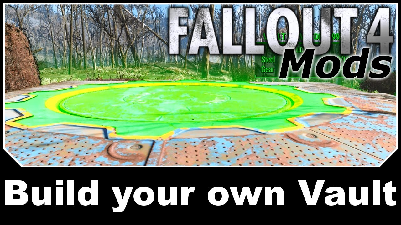 How to Build a Vault in 'Fallout 4' | Inverse