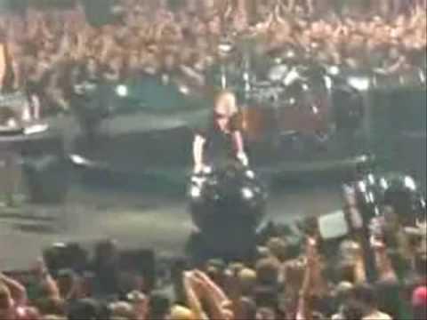 Metallica Fail Moments