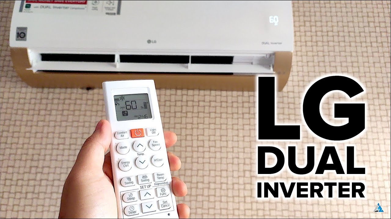 Lg Dual Inverter Ac 2019 Review And Experience
