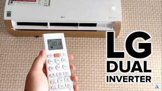 LG Dual Inverter AC 2019 REVIEW and EXPERIENCE!
