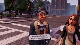 """15 minutes of me playing the new game """"groundhog day: like father son"""" on steam!if you immersive realities, follow for more videos and news abou..."""