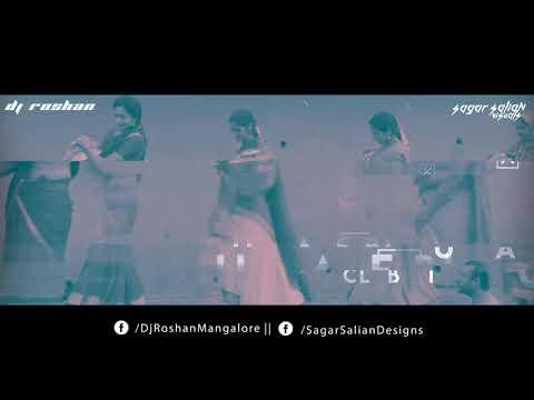 DJ ROSHAN MANGALORE || ONDU MALEBILLU-CLUB REMIX || SAGAR SALIAN VISUALS