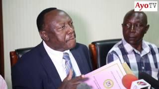 Breaking News: Profesa Lipumba katangaza maamuzi magumu