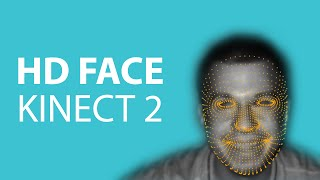 HD Face using Kinect 2 and Vitruvius