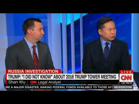 CNN: 2016 Trump Tower meeting was to get info on Clinton