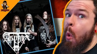 Death Metal Veteranen schwingen den Hammer! | Asphyx - Deathhammer | Reaction | Deutsch/German
