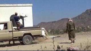 أخبار عربية - استسلام مجموعة كبيرة من مسلحي الميليشيات الانقلابية