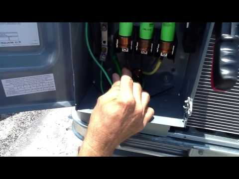 What is 3 Phase Power on  Air Conditioning