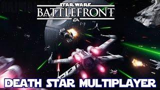 Star Wars Battlefront - Death Star Multiplayer Gameplay @ 1080p (60ᶠᵖˢ) HD ✔