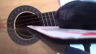 Xa em kỷ niệm guitar