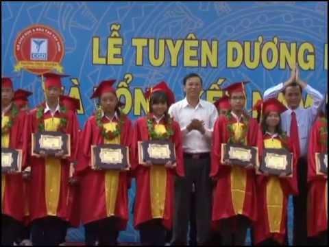 Tuyên dương khen thưởng năm học 2012 - 2013