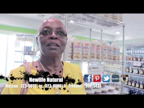 My one day visit to Newlife Natural Nassau