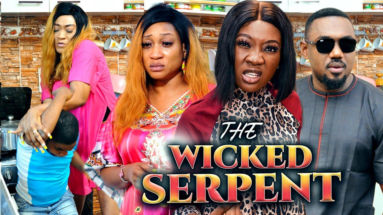 Download THE WICKED SERPENT (Trending Movie) Oge Okoye/Eddie Watson 2021 Trending Nigerian Nollywood Movie