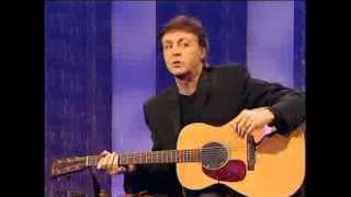 Paul McCartney -  Parkinson TV Show - 1999