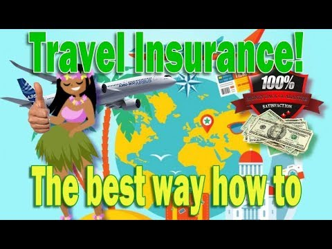 Best way to find travel insurance online video