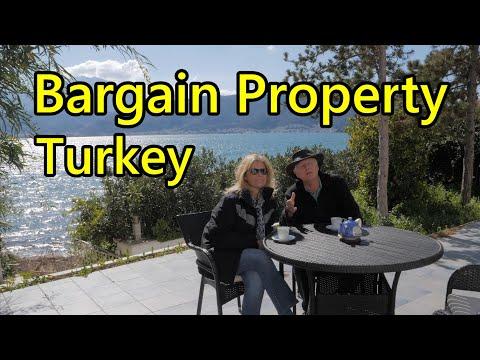 BUYING BARGAIN PROPERTY IN TURKEY