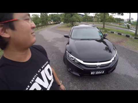 New Honda Civic FC 1.8 S Full In Depth Review | EvoMalaysia.com