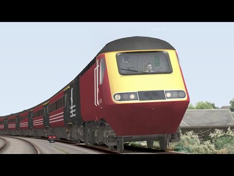 Train simulator 2017: Class 43 HST Valenta enhancement pack by Armstrong powerhouse
