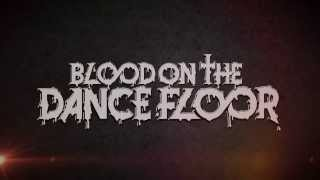 Blood on the Dance Floor - Redeemer (Official Lyric Video)