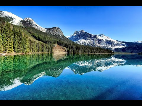 Introducing British Columbia & The Canadian Rockies