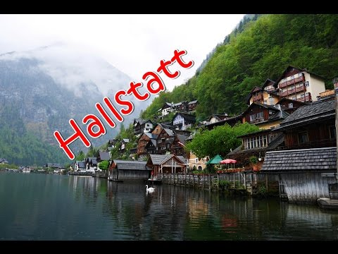 [เที่ยวยุโรป] Travelling Hallstatt - Hiked to World Heritage Viewpoint : Austria Travel Vlog Ep.97