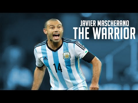 Javier Mascherano ● The Warrior ● Crazy Defending Skills Ever |HD