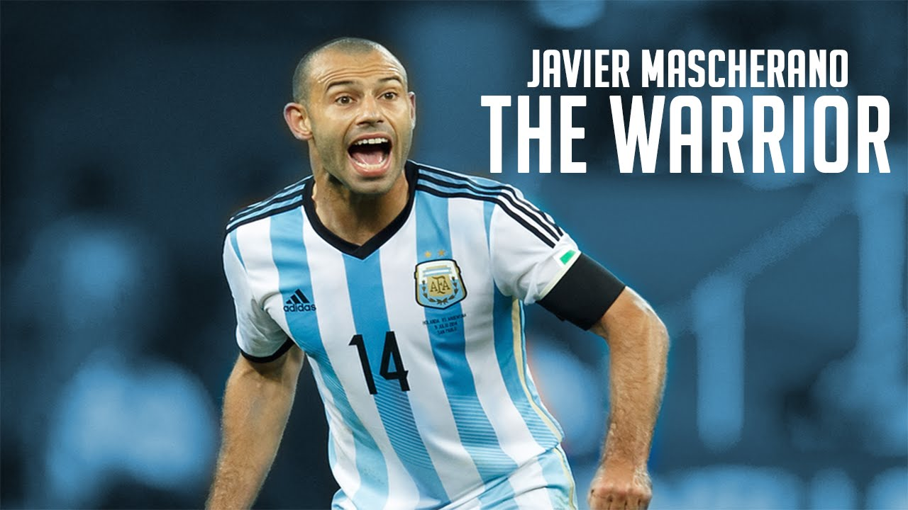 Javier Mascherano ○ The Warrior ○ Crazy Defending Skills Ever
