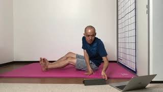 肩甲骨の柔軟性&体幹の使い方(部分カット)