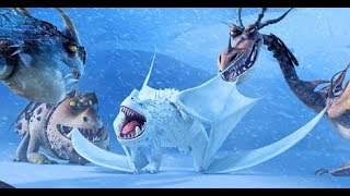 Top 10 strongest/most dangęrous Dragons in How to train your Dragon!