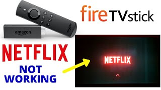 How to Fix NETFLIX not Working on Amazon Fire TV | Netflix stopped working on Fire TV