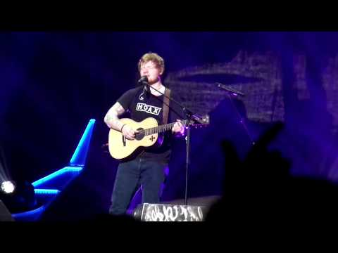 Ed Sheeran - James Blunt - Kansas City 2017