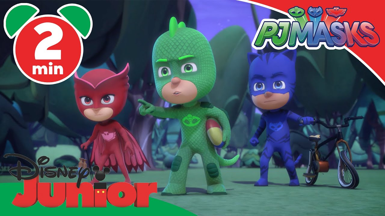 Pj Masks The Ninjalinos Disney Junior Uk Youtube