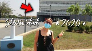 Mi SELECTIVIDAD *día a día* (EBAU, EvAU) 2020 - Experiencia